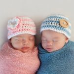 双子の妊娠の時のお腹の大きさと早産の危険性のとの関係