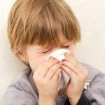 止まらない鼻水!止めるツボの効果的な方法と最適な押す間隔